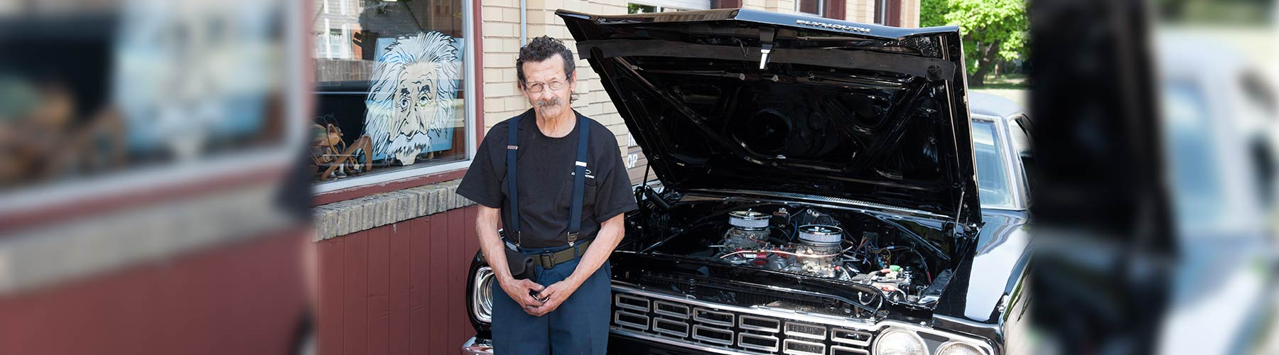 auto mechanic in Lansing, MI